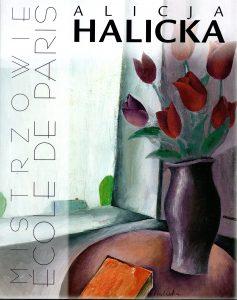 Monographie d'Alice Halickapar Christophe Zagrodzki